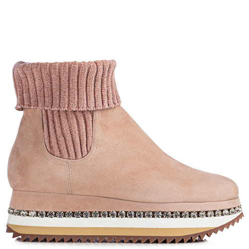 CLAUDIA ANKLE BOOT